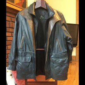 Brand new  leather jacket size L